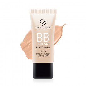 GOLDEN ROSE BB CREAM BEAUTY BALM NO 02 FAIR