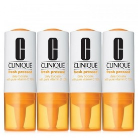 Clinique Fresh Pressed Vitamin C 4*8.5 ml