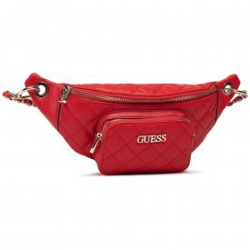 GUESS  ILLY CROSSBODY BELT BAG   RED T/U HWVG7970800