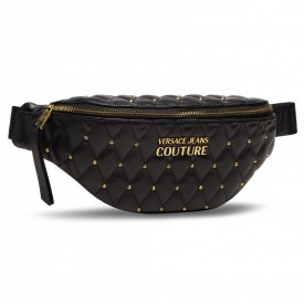 VERSACE JEANS COUTURE QUILTED NAPPA PU E1VWABQ6 71881 899