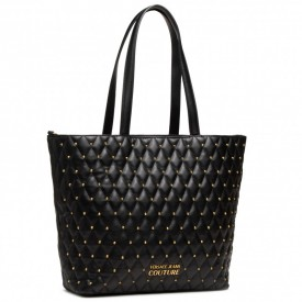 VERSACE JEANS COUTURE QUILTED NAPPA PU E1VWABQ5 71881 899