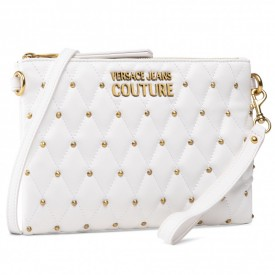 VERSACE JEANS COUTURE QUILTED NAPPA PU E1VWABQY 71881 003