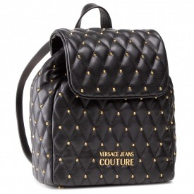 VERSACE JEANS COUTURE QUILTED NAPPA PU E1VWABQ7 71881 899