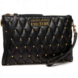VERSACE JEANS COUTURE QUILTED NAPPA PU E1VWABQX 71881 899