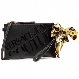 VERSACE JEANS COUTURE   NAPPA PU 3D PRINT