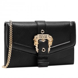 VERSACE JEANS COUTURE   GRANA PU BUCKLE