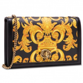 VERSACE JEANS COUTURE   BARAQUE SAGGIANO PU