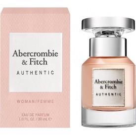 ABERCROMBIE & FITCH    Authentic Women EDP 30ml