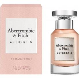 ABERCROMBIE & FITCH    Authentic Women EDP 50ml