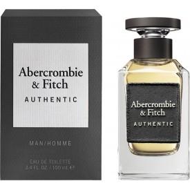 ABERCROMBIE & FITCH    Authentic Men EDT 100ml