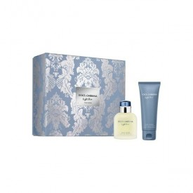 Dolce & Gabbana Light Blue Pour Homme EDT 75 ml After Shave Balm 75 ml