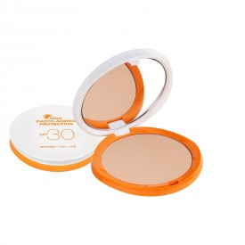 Manhattan Soft Compact Powder Natural Look 9g
