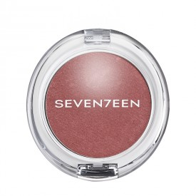 Seventeen SILKY BLUSHER No. 37 Festive Plum Pearly