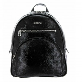 GUESS NEW VIBE LARGE BACKPACK  BLACK HWPY7750330