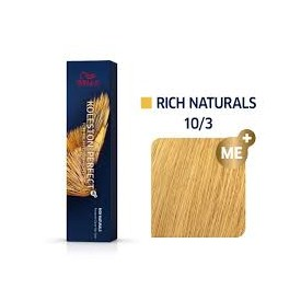 Wella Koleston Perfect Rich Naturals 10/3 60ml