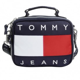TOMMY HILFIGER TJW HERITAGE CROSSOVER Twilight Navy AW0AW08670