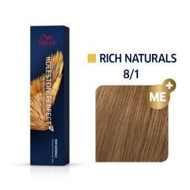 Wella Koleston Perfect Rich Naturals 8/1 60ml