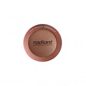 """RADIANT AIR TOUCH BRONZER No. 6 """"REAL BROWN"""" 20gr"""