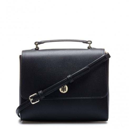 Ted Baker Deanie Bow Detail Small Shopper Black 147438