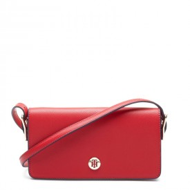 Tommy Hilfiger HONEY FLAP CROSSOVER XAF Barbados Cherry AW0AW07943