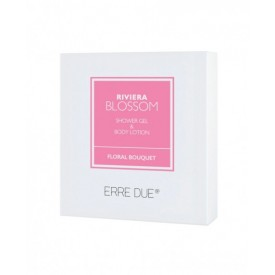 ERRE DUE Promo Set  Riviera Blossom (Shower Gel & Body Lotion)