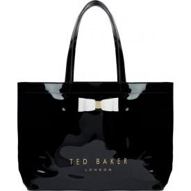 TED BAKER haticon EW Bow Icon BAG Black 243523