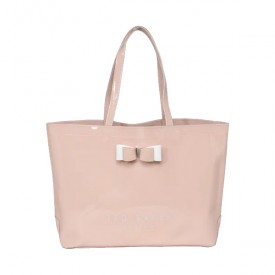 TED BAKER haticon EW Bow Icon BAG dusky pink 243491