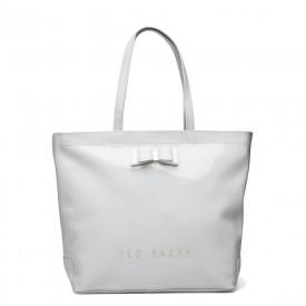TED BAKER hanacon Bow Large Icon BAG Grey 243489