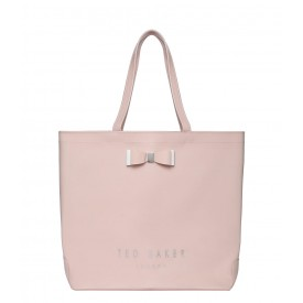TED BAKER hanacon Bow Large Icon BAG dusky pink 243489