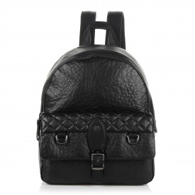 TRUSSARDI JEANS MIRTO BACKPACK ECOLEATHER TUMBLED 75B00425 9Y099999