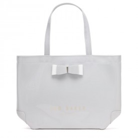 TED BAKER haricon Bow Small Icon BAG Grey 243490