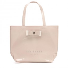TED BAKER haricon Bow Small Icon BAG dusky pink 243490
