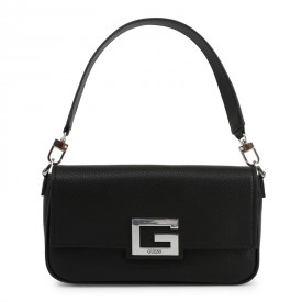 GUESS BRIGHTSIDE SHOULDER BAG BLACK HWVY7580190