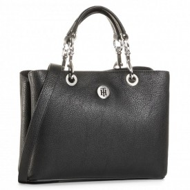 Tommy Hilfiger Honey Small Tote Corp AW0AW07402 0G7