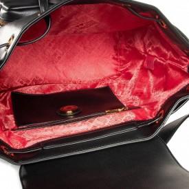 Ted Baker Neevie Trapeze Make Up Bag 155978 Black