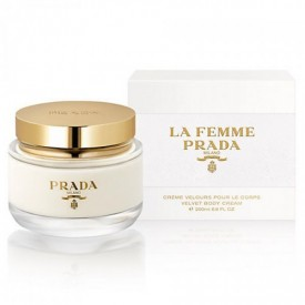 Prada La Femme Body Cream 200ml