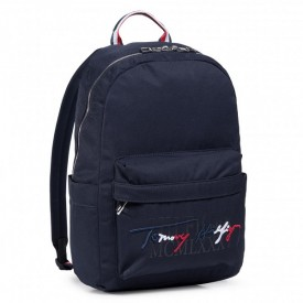 TOMMY HILFIGER TH SIGNATURE BACKPACK Corporate DW5 AM0AM06709