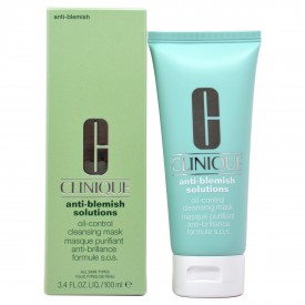Clinique Anti-Blemish Solutions Oil-Control Cliniqueeansing Mask